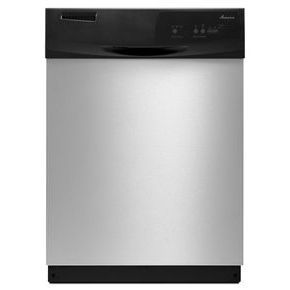 Amana® Dishwasher with Triple Filter Wash System: Whirlpool® Inside Pass