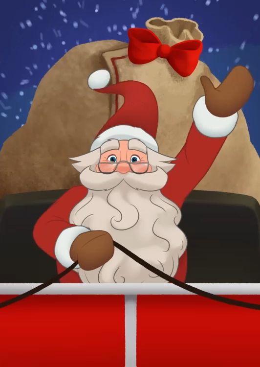 Tonttutieto 24 - Joulupukki