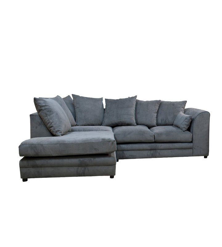 Charlton Home Yvonne Corner Sofa Reviews Wayfair Co Uk Corner Sofa Corner Sofa Chaise Modular Corner Sofa