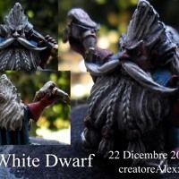 White Dwarf by Elisa Ercoli on SoundCloud. Miniatura dipinta da Alex il creatore. Foto di Andrea Alderighi.