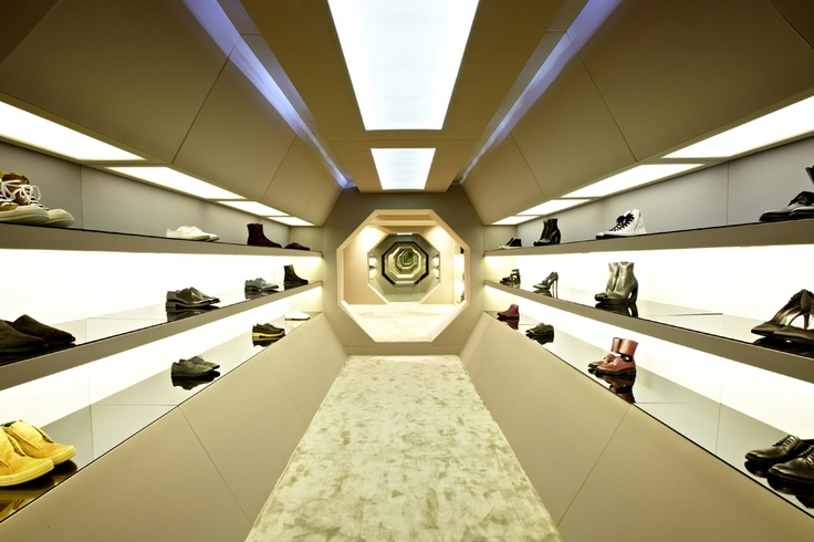 For SS13 LN-CC is evolving, with two completely new areas now open at our East London store.