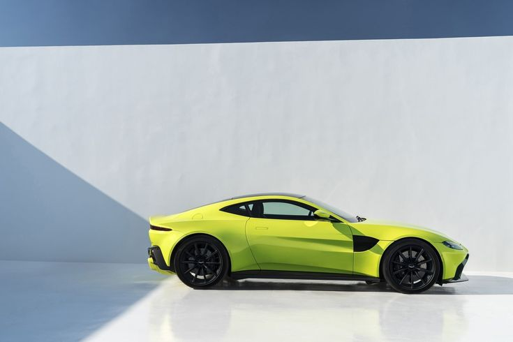 Aston Martin Vantage: The Punchiest Entry Yet