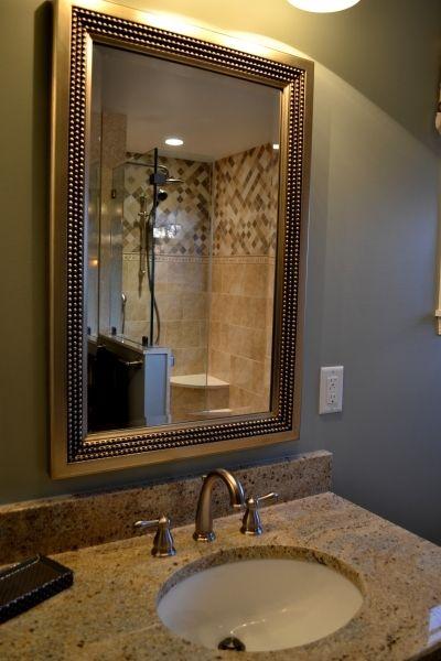 Master Bathroom Renovation Creative Delectable Inspiration