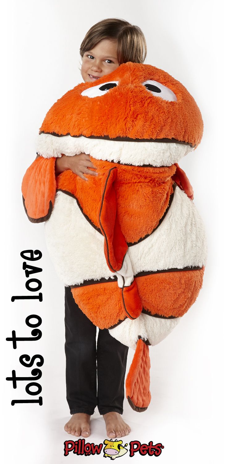 Unbelievably Big There S Lots To Love With Our Jumbo Nemo