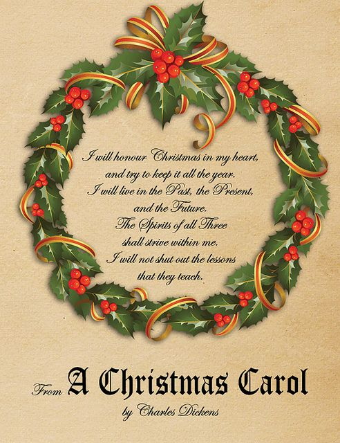 Dickens    Katie Sperry via Debbie Probst onto Christmas is a Wonderful Time to Celebrate