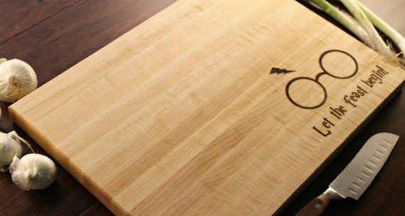 Custom Engraved Cutting Board — $42.95