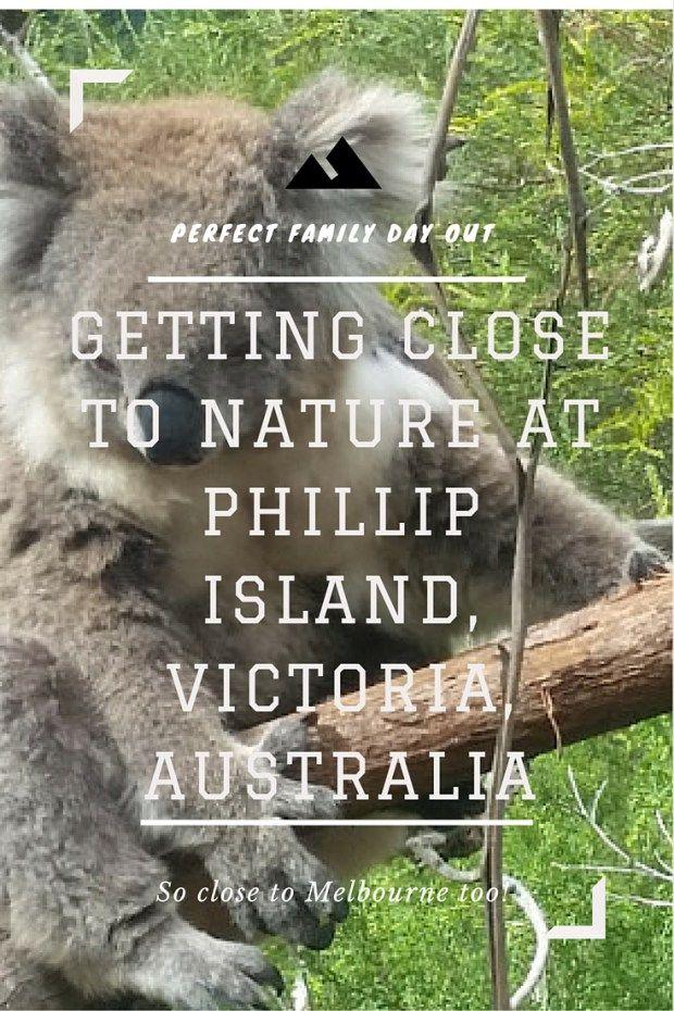 Visit to Phillip Island