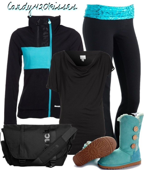 """""""Bench"""" by candy420kisses on Polyvore"""