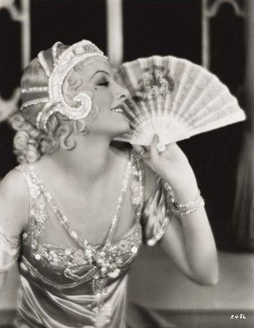 "Myrna Loy - ""Bride of the Regiment"" (1930) - Costume designer : Earl Luick"