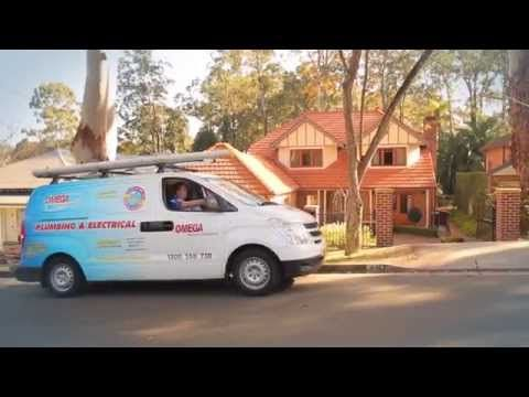 Sydney's Number One Plumbing & Electrical Company is Omega! - YouTube