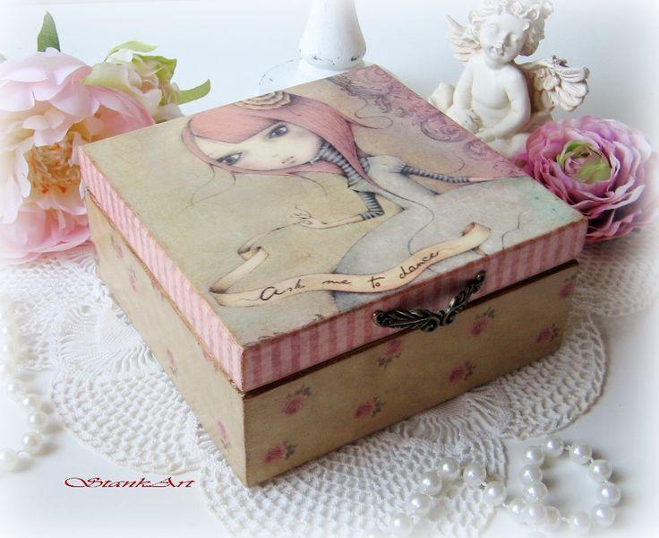 Krabička Santoro Mirabell (Santoro Mirabell box)