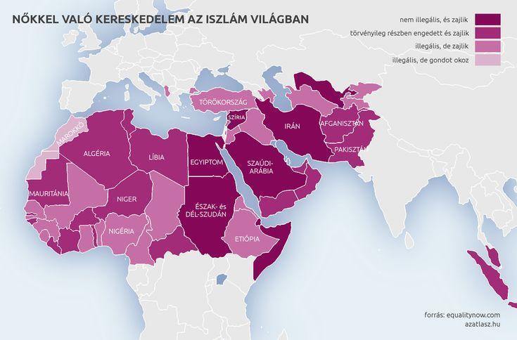 iszlám világ, prostitúció