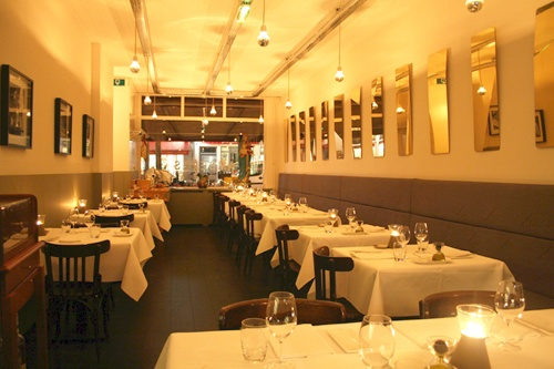 Restaurant Amberes - to me the best restaurant in Utrecht!