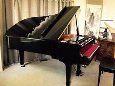 "2000 Yamaha C7 (7'6"") conservatory grand piano"