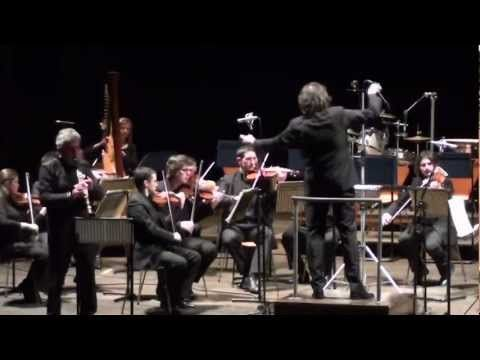 ▶ Copland Clarinet Concerto with Eddie Daniels and Roberto Molinelli - YouTube