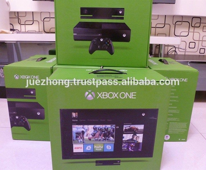 Best Price For New Latest XBOX ONE console - 1TB Memory + 10 Free Games & 2 Wireless controller-Freeshipping-Original-New