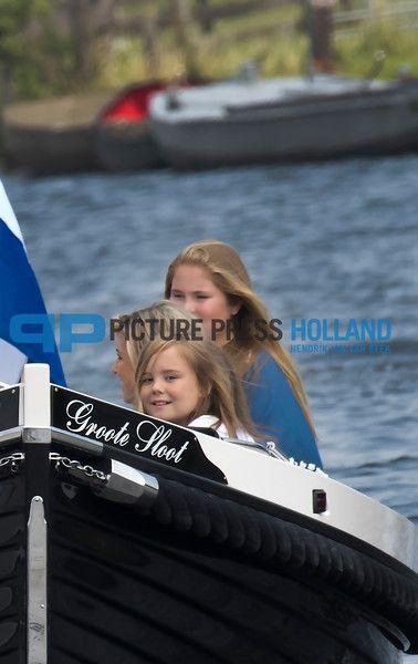 Fotosessie Warmond Koninklijkefamilie