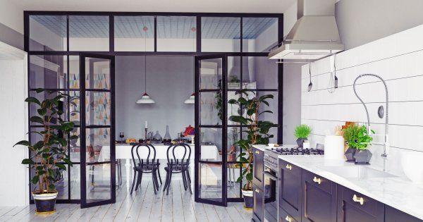 Quel Materiau Privilegier Pour Une Cloison Interieure Home Home Decor Room Divider