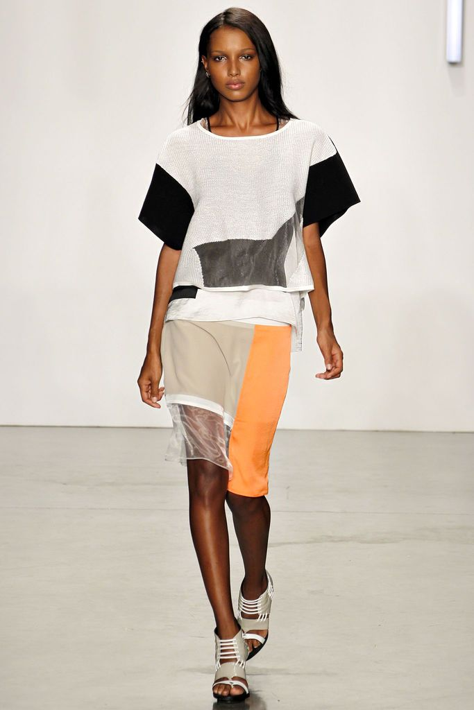 Helmut Lang Spring 2013 Ready-to-Wear Collection
