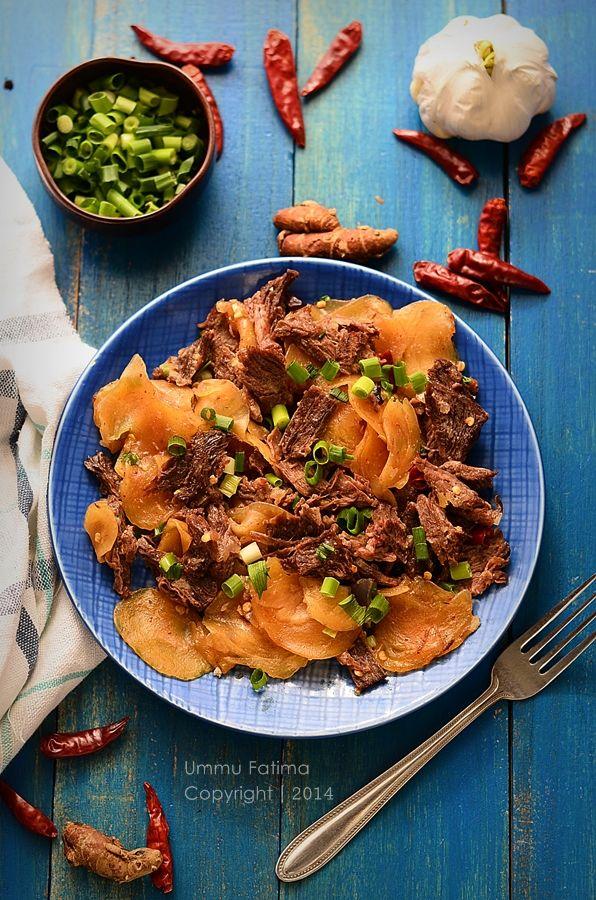 Seblak Basah Daging Sapi - Crackers Stew | Simply Cooking and Baking
