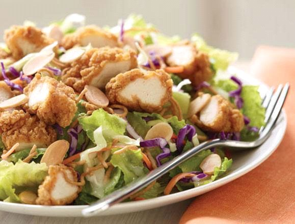 Okay. Salads and delicious don't really go together. Or that's what you seem to think. We bring to you today some tried and tasted salads that can be eaten as a meal or a snack. These recipes also work great for those girly brunches where everyone's watching their weight but still wants something lip-smacking! Of ...