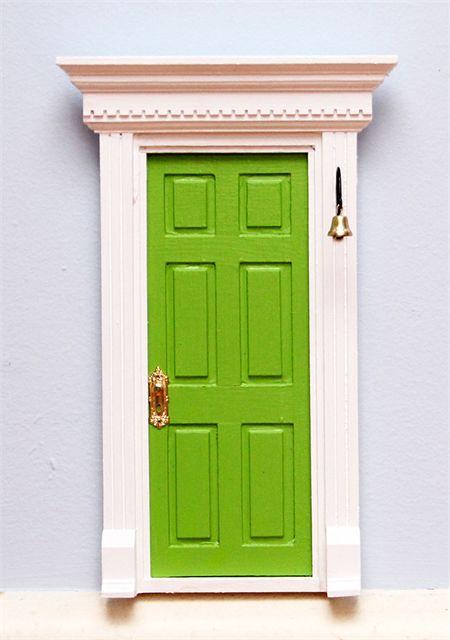 Green Fairy Door / Tooth Fairy Door | me2 | madeit.com.au