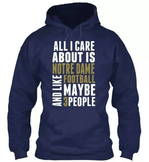 never has a sweatshirt been more relevant to me