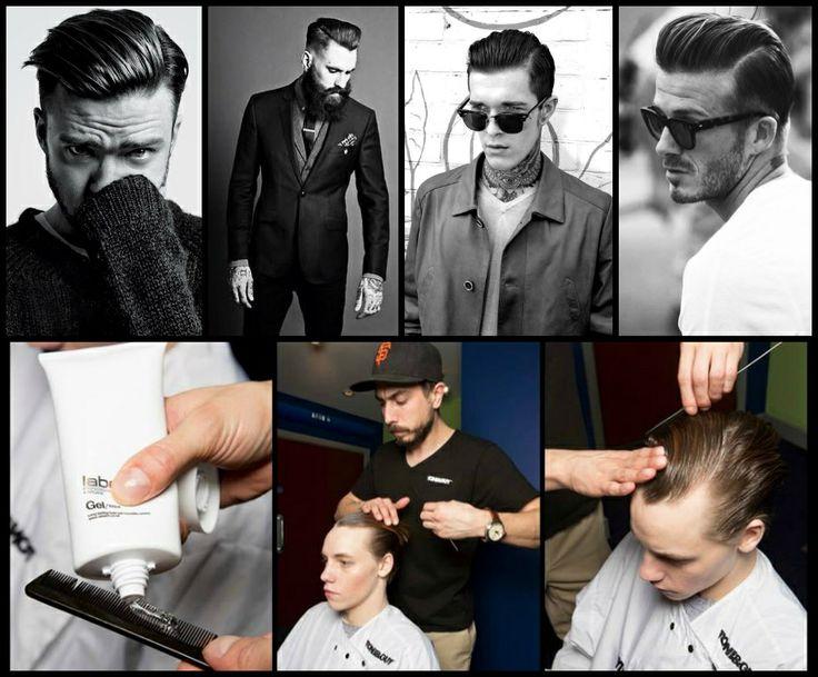 Classic Gentleman's Haircut