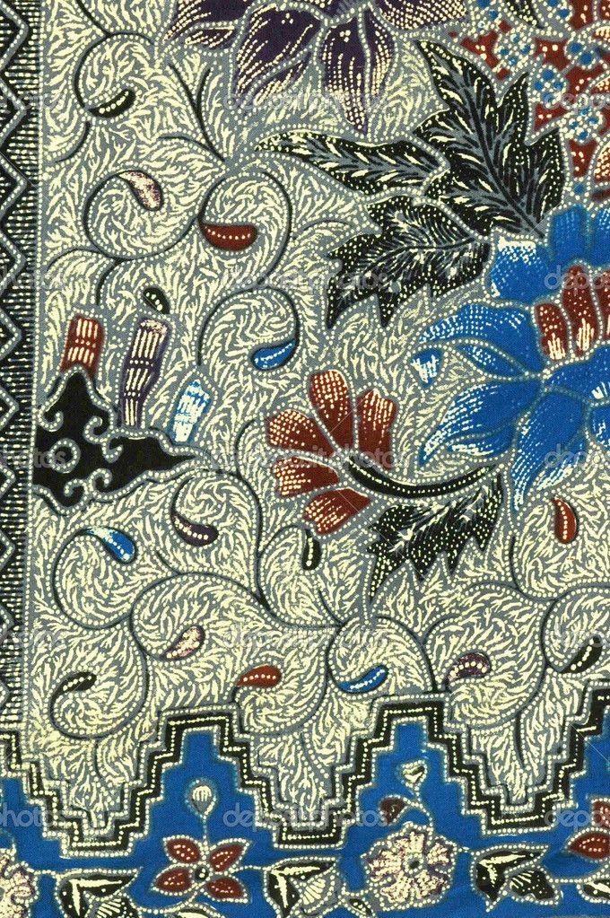Malaysia batik sarong