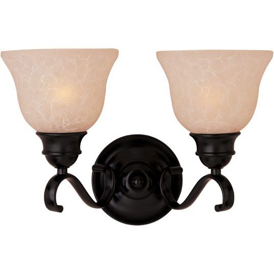 Linda EE is a beautiful transitional energy saving collection with long flowing arms. The warm Wilshire glass perfectly complements the Oil Rubbed Bronze finish. Fixtures include energy efficient, long lasting and low maintenance compact fluorescent bulbs, with select fixtures being Energy Star certified.