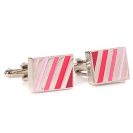 Pink Shades Cufflinks