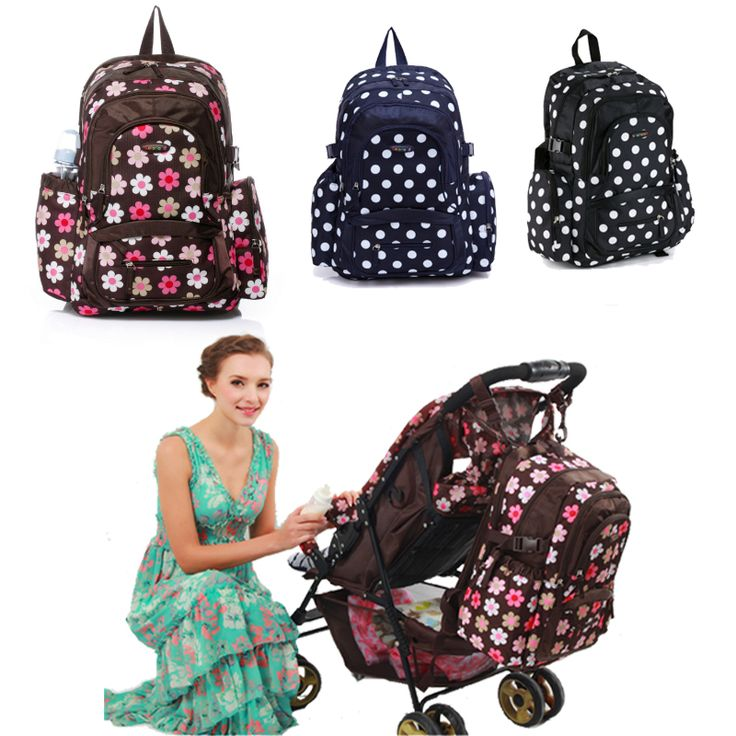 Cheap Diaper Bags on Sale at Bargain Price, Buy Quality baby thermal bag, baby skateboard, baby nappy bag from China baby thermal bag Suppliers at Aliexpress.com:1,Closure Type:Zipper 2,Pattern Type:Dot 3,Item Length:14 cm 4,Size:Medium(30-50cm) 5,Brand Name:colorland