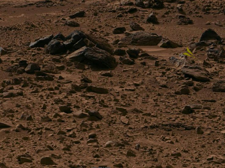 red planet mars surface - photo #23
