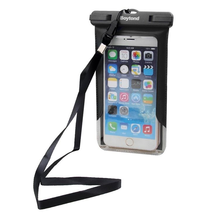 Waterproof Underwater Pouch Dry Bag Case Cover Armband For iPhone Cell Phone…