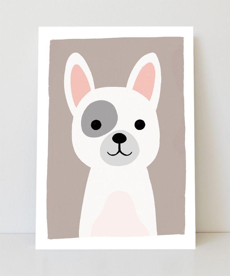 Lámina perrito