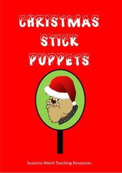 16 animal stick puppets.  Attach a craft stick and have fun!Check out my SECRET CODE WHEELS for more Christmas fun!  Suzanne Welch Teaching ResourcesTpT credits Earn TpT credits by providing feedback on this product after you purchase it.  These credits can be used to lower the cost of your future purchases.