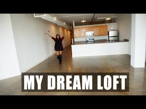 VLOG| Apartment Hunting - Finding My Dream Loft! - YouTube