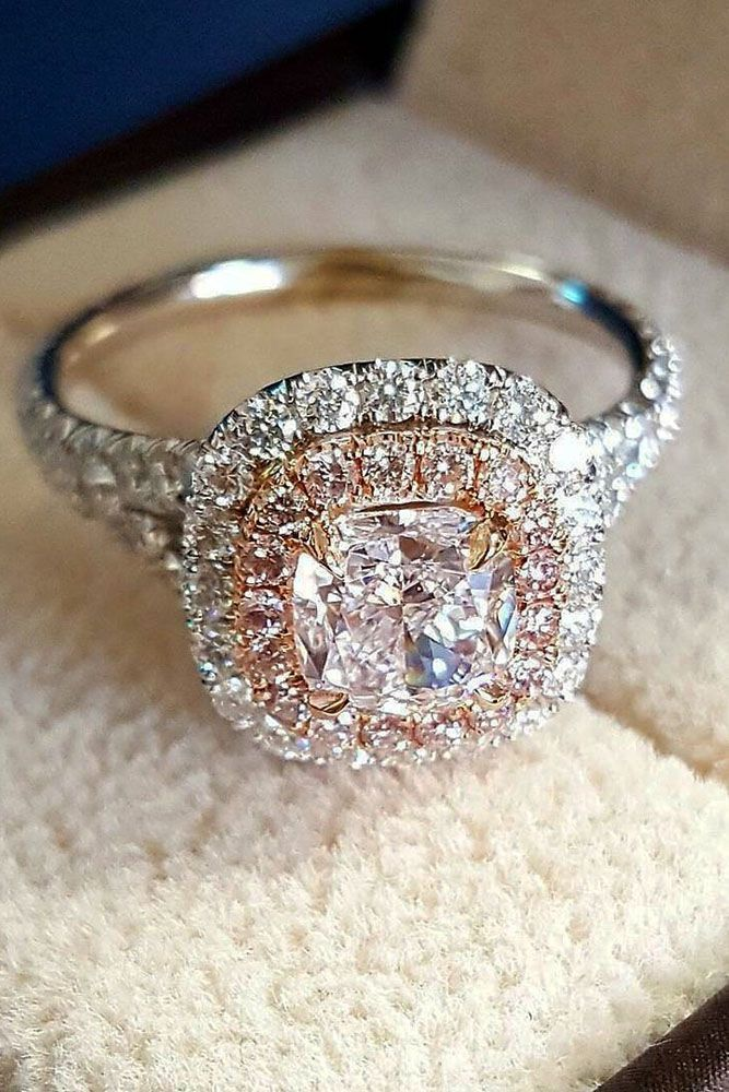 10 Fresh Engagement Ring Trends For 2018 Diamonds Are My Best Friend Pinterest Rings Cuts And Cushion Cut