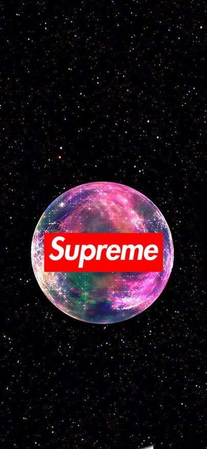 Supreme Wallpaper Iphone X Max