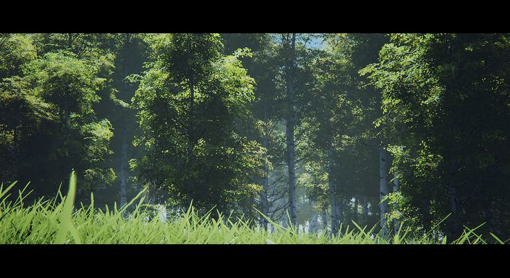 UE4 - SpeedTree | Flickr - Photo Sharing!