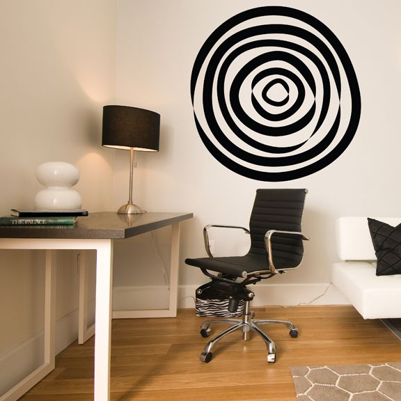 The  Best Images About Decor DIY  Inspiration Redblackwhite - Inspiring vinyl wall decals abstract