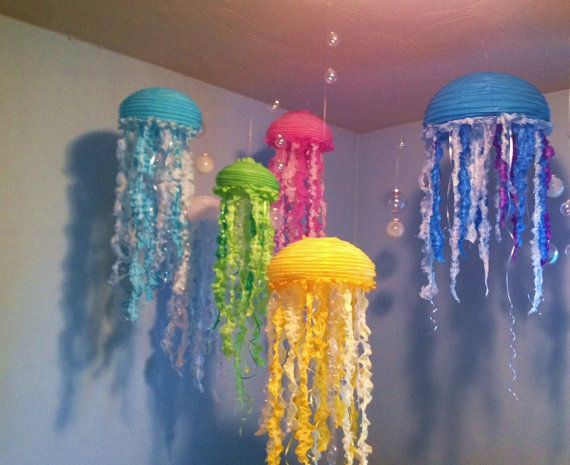Hey, I found this really awesome Etsy listing at https://www.etsy.com/listing/186027674/jellyfish-mobiles-set-of-3-jellyfish-for
