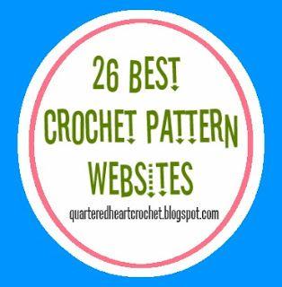 Best Free Crochet Pattern Sites : 73 best images about Crochet web sites on Pinterest ...