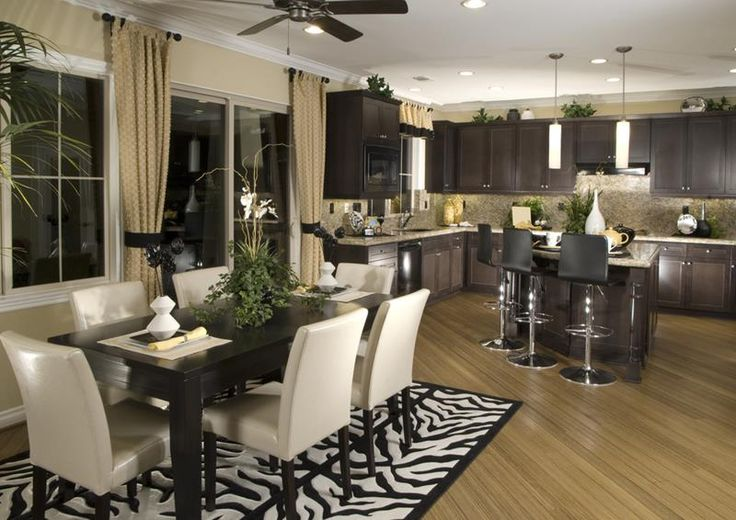 29 Awesome Open Concept Dining Room Designs   Page 3 Of 6   Home Epiphany