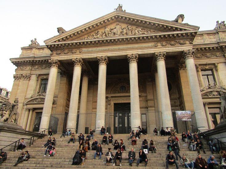 Bourse de Bruxelles Belgique