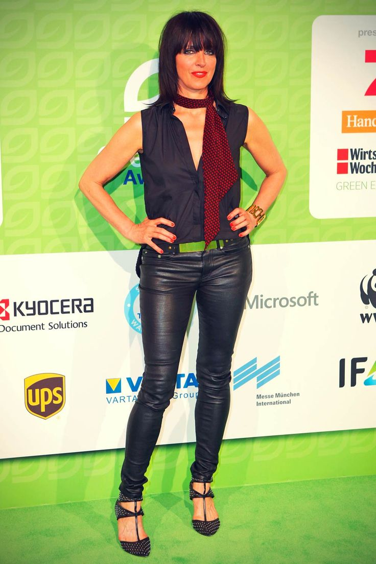 Nena Kerner attends GreenTec Awards 2015
