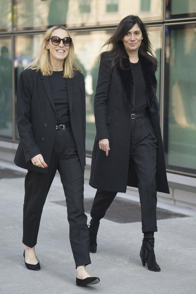 Best Street Style at Milan Fashion Week Fall 2017 | POPSUGAR Fashion Photo 20