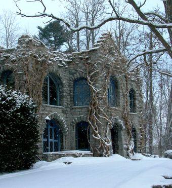 New York  Beardslee Castle
