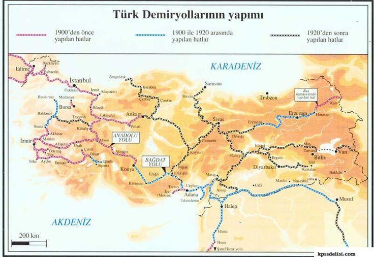 turkiye demiryolları  http://kpssdelisi.com/question/turkiyede-ki-gecitler-turk-demiryollari/