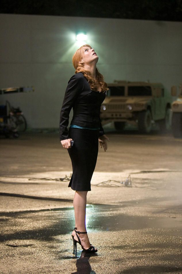 A gallery of images of Pepper Potts, former assistant of Tony Stark and CEO of Stark Industries.